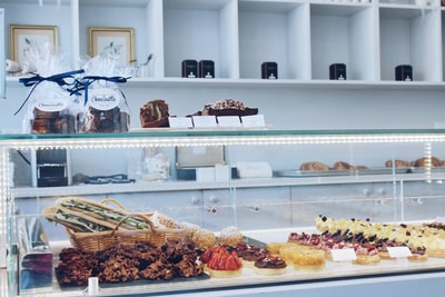 The first time I saw a kee-wah bakery – BBC Sport